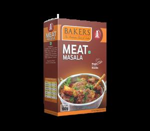 Meat Masala 15g Pouch, 50g & 100g Box
